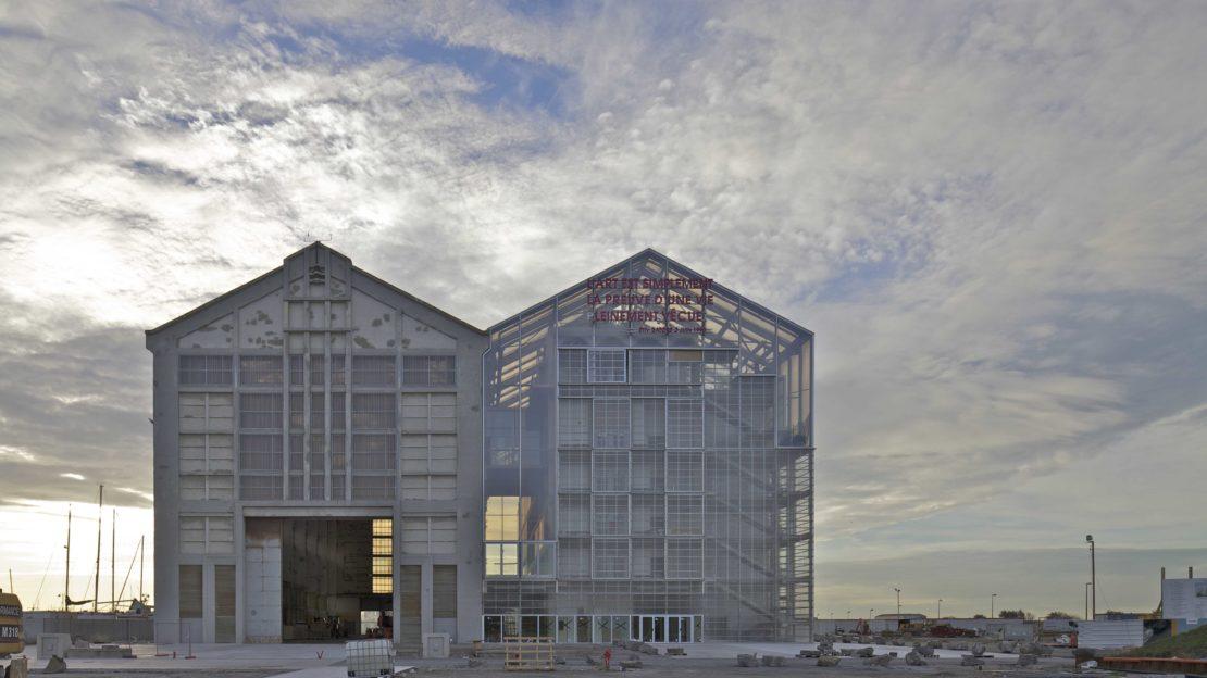 Centre d'art FRAC Nord-Pas de Calais - Lacaton & Vassal